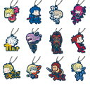 Fate/EXTELLA LINK おなまえぴたんコ ラバーマスコット B 12個入りBOX[ジーベック]《04月予約》