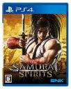 【特典】PS4 SAMURAI SPIRITS[SNK]《06月予約》