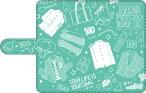 TVアニメ「モブサイコ100 II」 手帳型スマートフォンケース〈スケッチアートシリーズ〉[メディコス・エンタテインメント]《取り寄せ※暫定》