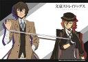 TVアニメ「文豪ストレイドッグス」 A4マルチクロス C[メディコス・エンタテインメント]《発売済・在庫品》