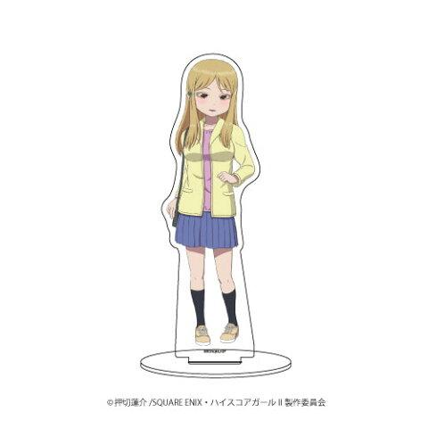 キャラアクリルフィギュア「ハイスコアガールII」03/日高小春[A3]《12月予約》