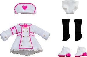 ねんどろいどどーる おようふくセット ナース服(White)[グッドスマイルカンパニー]《10月予約》
