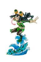 僕のヒーローアカデミア 蛙吹梅雨 ヒーロースーツVer. 1/8 完成品フィギュア(再販)[タカラトミー]《07月予約》