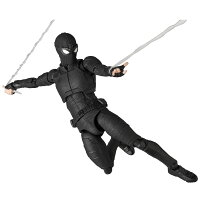 マフェックス No.125 MAFEX SPIDER-MAN Stealth Suit 『SPIDER-MAN Far from Home』[メディコム・トイ]《05月予約》