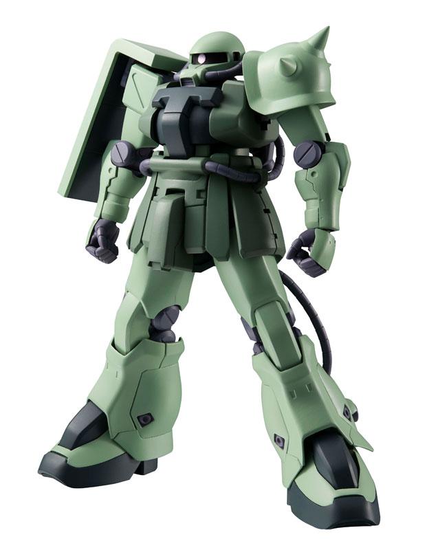 ROBOT魂 〈SIDE MS〉 MS-06F-2 ザクIIF2型 ver. A.N.I.M.E. 『機動戦士ガンダム0083 STARDUST MEMORY』[BANDAI SPIRITS]《11月予約》