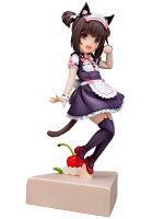 ネコぱら ショコラ〜Pretty kitty Style〜 1/7 完成品フィギュア[プラム]《発売済・在庫品》