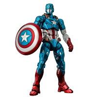 ファイティングアーマー キャプテン・アメリカ アクションフィギュア[千値練]《04月予約》