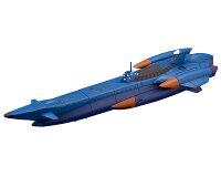 ふしぎの海のナディア 万能潜水艦 ノーチラス号 1/1000 プラモデル[コトブキヤ]《08月予約》