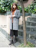 6cm太ヒールサイドゴアブーツ