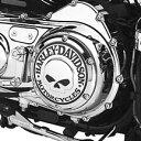 25440-04AウイリーG・スカル・コレクションダービーカバー【ハーレー純正カスタムパーツ】