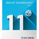 Ontrack EasyRecovery 11 Home for Windows 【オントラック/ワイ・イー・データ】【ダウンロード版】