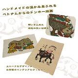 行 - 邮件服务 - 和温暖的手工版画,版画从越南何裕文何裕文充满个性[ドンホー版画]