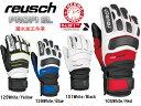 2017モデル【REUSCH】PROFI SL/ロイッシュ スキー グローブ人気5本指革グローブ/ユニセックス/スキー グローブ/スキー 手袋