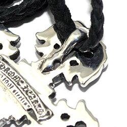 クロムハーツペンダント/ネックレス(ChromeHearts)スモールフィリグリークロス