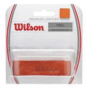 ウィルソン プレミアム レザー リプレイスメントグリップ (Wilson Leather Replacement Grip )WRZ420100