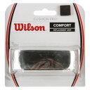 ウィルソン クッションプロ リプレイスメントグリップ (Wilson Cushion Pro Replacement Grip Black )WRZ4209