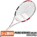 [ドミニク・ティエム使用モデル]バボラ(Babolat) 2020 ピュアストライク 18x20 (305g) Pure Strike 18x20 海外正規品 硬式テニスラケッ..