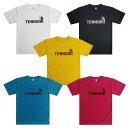 [全5色][日本サイズ]TENIGORI(テニゴリ) ユニセックス ロゴプリントTシャツ ワイルド ミニゴリラ TGMT002(19y11mテニス)[次回使えるク..