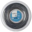 ルキシロン ビッグバンガー アルパワー ソフト(1.25mm) 200Mロール 硬式テニス ポリエステル ガット(Luxilon ALU Power Soft ...