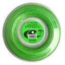 ソリンコ ハイパーG(1.05/1.10/1.15/1.20/1.25/1.30mm) 200Mロール 硬式テニス ポリエ