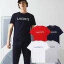 [ノバク・ジョコビッチ][海外サイズ]ラコステ(Lacoste) 2021 SS メンズ スポーツ ブリーザブル 半袖Tシャツ TH9546(21y4mテニス)[次回使えるクーポンプレゼント]
