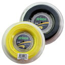 プリンス ツアー XC (1.22mm/1.27mm/1.35mm)200Mロール 硬式テニス ポリエステルガット(Prince Tour XC String REEL)[次回使えるクー..