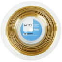 ルキシロン オリジナル(1.30mm) 200Mロール 硬式テニス ポリエステル ガット(Luxilon ORIGINAL 200m String Reel)【2016年12月登録】