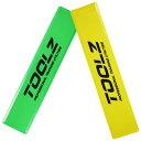 【ミニテニスコートの作成にも使える】TOOLZ マーキングライン7cm×35cm(10枚入り)(TOOLZ Marking Lines (10 Pack) ) 【2016年10月登録】