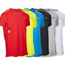 【USサイズ】バボラ(Babolat) メンズ フラッグ コア クルーゲームシャツ (3MS17011)【2016年11月登録 テニスウェア】