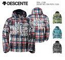スキーウェア ジャケット/DESCENTE デサント DRA-5180(2015/2016)
