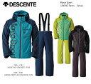 スキーウェア上下セット/DESCENTE デサントMOVE SPORT-JK/LAXING-PT DRA-5181/5541(15/16)