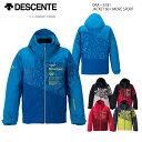 スキーウェア ジャケット/DESCENTE デサント JACKET 60/MOVE SPORT DRA-6181(2016/2017)