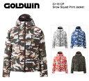 2015/2016 GOLDWIN ゴールドウィン スキーウェア Snow Squad Printジャケット G11512P