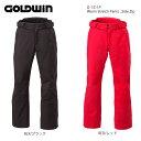 GOLDWIN ゴールドウィン スキーウェア サイドジップパンツ G-1311P 14/15