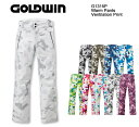 2014/2015 GOLDWIN ゴールドウィン スキーウェア パンツ G-1315P