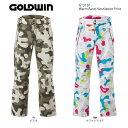 GOLDWIN ゴールドウィン スキーウェア パンツ G-1315P 14/15