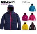 スキーウェア レディースジャケット/GOLDWIN ゴールドウィン W's Bright Jacket GL11601P(16/17)