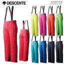 DESCENTE/デサント スキーウェア SALOPETTE...