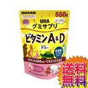 【本州送料無料】 コストコ COSTCO UHA味覚糖 ビタミン A&D 肝油入り 500粒 【ITEM/19442】