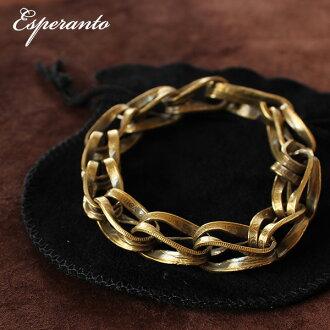 Coin processing men gap Dis 130206_free fs3gm 130206_point 10P14Nov13 made by esperanto Esperanto brass bracelet brass