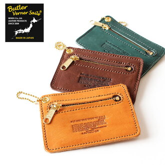 ■ put Butler Verner Sails mens ladies ホースレザーパス cases scheduled horse leather バトラーバーナーセイルズ 130206 _ free fs3gm130206_point 10P28oct13