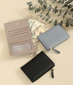 2つ折りミニ財布【アナップ チル CHILLE レディース