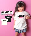 【30%OFF】ANAP TOKYO BIG-Tシャツ【アナップキッズ ANAP...