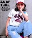 【50%OFF】ネオンロゴTシャツ【アナップガール ANAP GiRL ガール ...