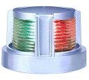 小糸 LED船灯 両色灯(第2種)シルバーボディ MLB-5AB2S 航海灯