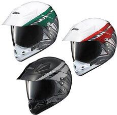 ヤマハヘルメットヤマハグラフィックオフロードヘルメットギブソンYX-3X3Ver-T