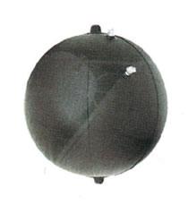 黒球 TK-2(ひも付き)小型船舶JCI船舶検査 法定備品 東洋物産社製