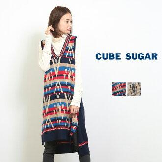 11 / 3 upCUBE 糖羊羊毛洋裝 (2 色)