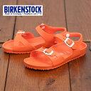 ショッピングBIRKENSTOCK 【セール除外商品】BIRKENSTOCK(ビルケンシュトック)RIO (1色)【コーラル】【キッズ】