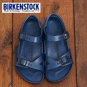 ショッピングBIRKENSTOCK 【セール除外商品】BIRKENSTOCK(ビルケンシュトック)RIO (1色)【ネイビー】【キッズ】【アウトドア】